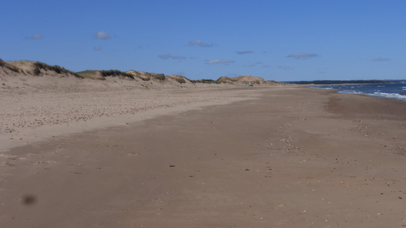 Brackley Beach, Prince Edward Island National Park, Canada.
